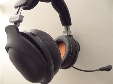 Headset Steelseries 9h steelseries 9h gaming headset review an excellent
