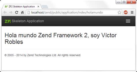 zend framework 2 set layout variables hola mundo en zend framework 2 victor robles victor robles