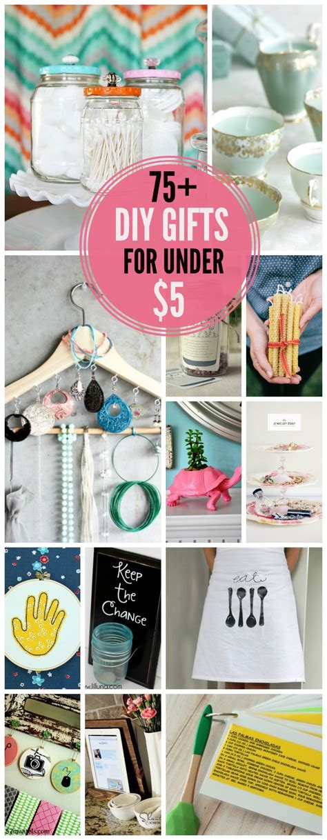 Inexpensive Handmade Gift Ideas - inexpensive birthday gift ideas