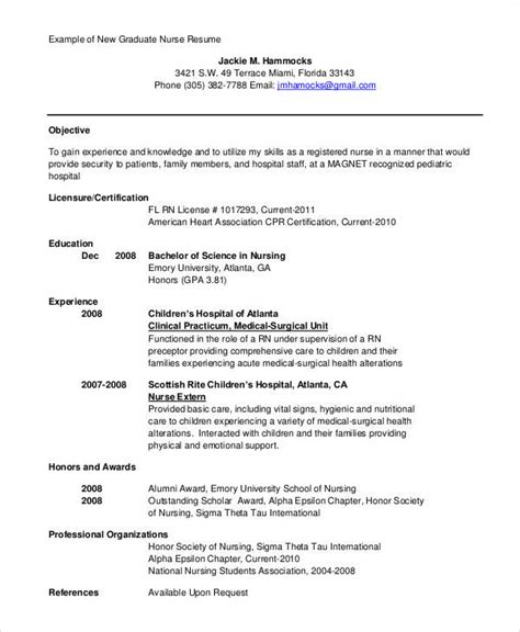 rn objective statement for resume 9 resume objective statement exle free sle