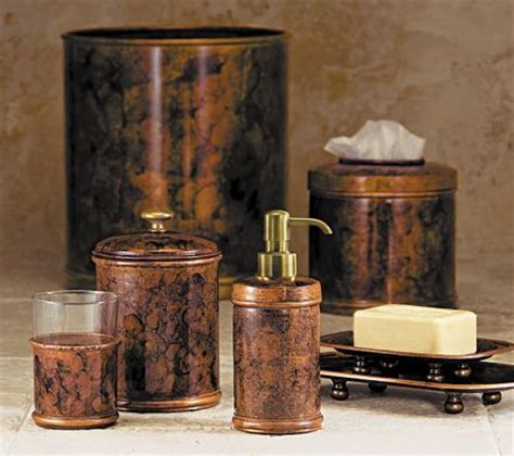 copper bath accessories copper pinterest