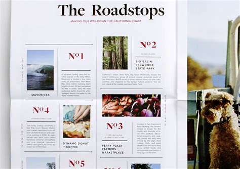 magazine layout theory the principles of graphic design how to use repetition