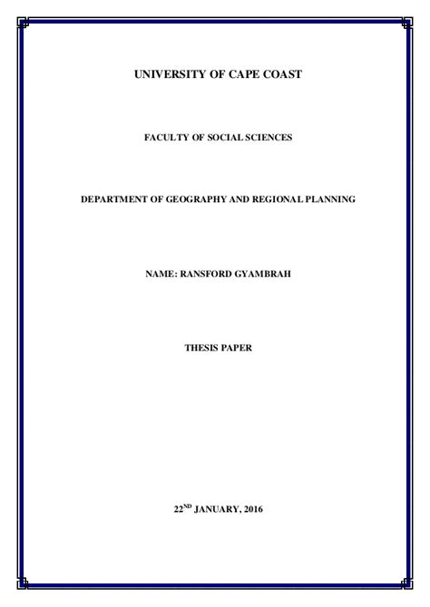 management thesis information technology risk management thesis