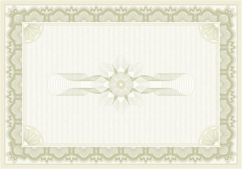 background design of certificate decorative pattern certificate backgrounds vector 05