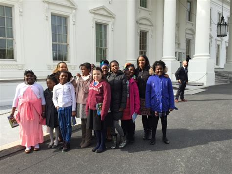 white house tours 2015 for women s history month gsa coordinates white house tour for local schoolgirls