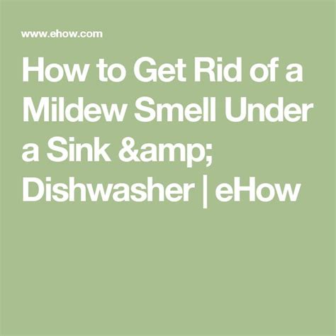 how to get rid of sink smell best 25 sink dishwasher ideas on