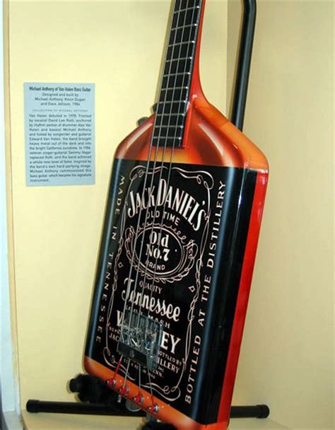 mark anthony jack daniels bass jack daniel s bass at the rnr hall of fame photo gallery