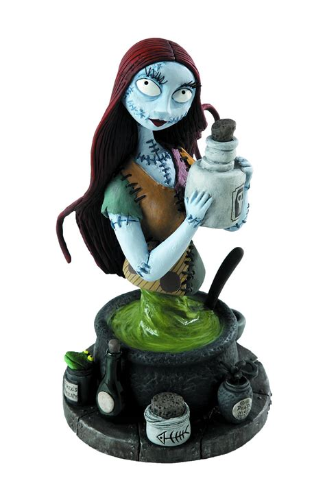 nightmare before christmas statues and busts from this our