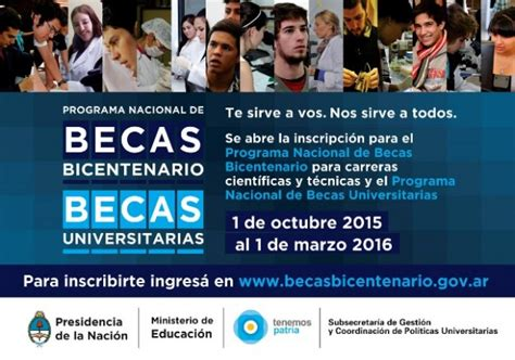 programa nacional de becas bicentenario programa nacional de becas bicentenario salta al mundo