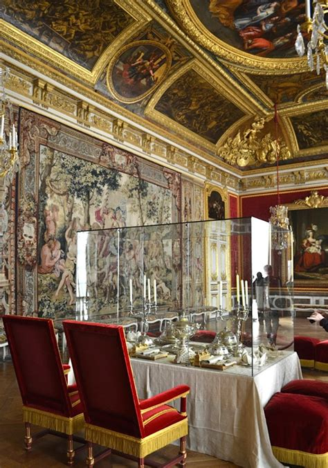 Gold Room Nineteen the gilded panache of the palace of versailles paint