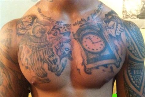 family name tattoo meaning the gallery for gt cousin tattoos designs