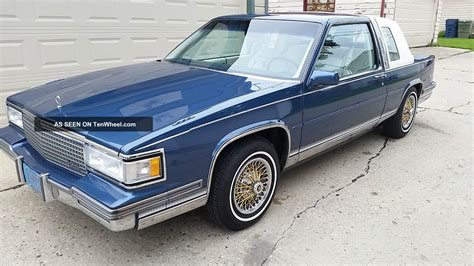 1988 Cadillac Coupe by 1988 Cadillac Coupe Photo Illinois Liver