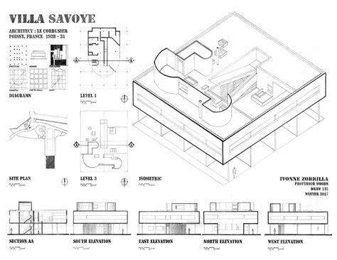 villa savoye floor plans pen by nahekul flickr villa savoye floor plan dimensions le corbusier villa