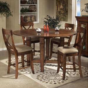 nebraska furniture mart oak house  piece counter height