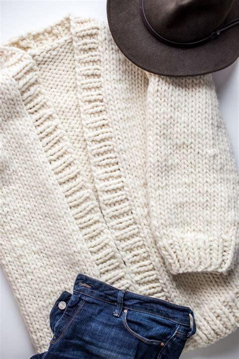 chunky knit baby cardigan pattern free 25 best ideas about knit cardigan pattern on
