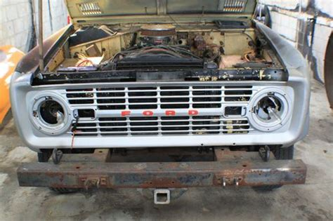 4wd Road 689 351 find used beautiful ford bronco sport porsche guards