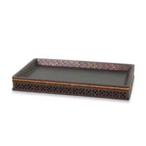 guest towel holders buy guest towel holder tray from bed bath beyond