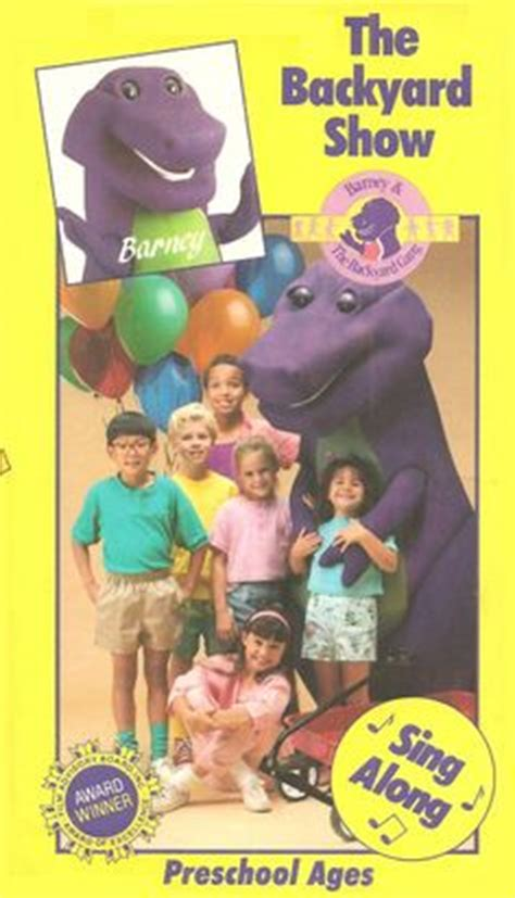 barney and the backyard gang the complete series samantha parnell on pinterest