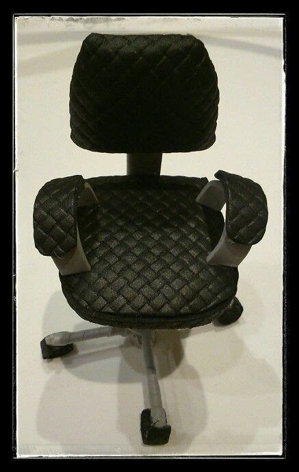 silla clay dolls silla teleoperadora goma eva complementos fofuchas