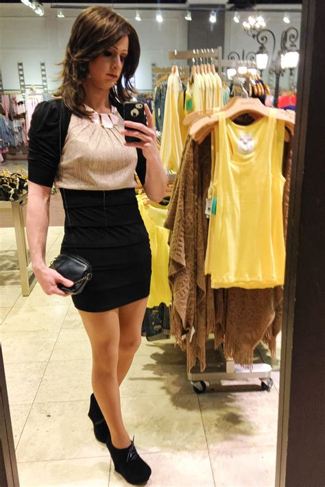 Cross Dresser Shop by Went Shopping Today Crossdressing