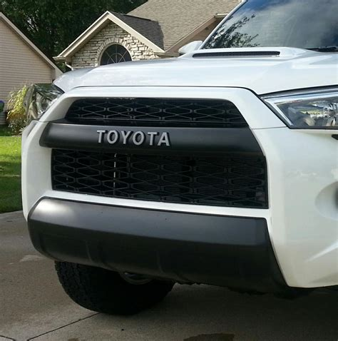 Painting 4runner Valance by Trail Silver Valance Toyota 4runner Forum Largest