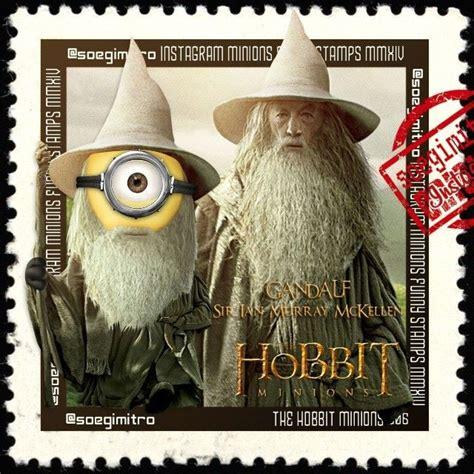 actor gandalf el gris minions el hobbit gandalf el gris