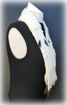 Get An Ermine Fur Cape Formerly Owned By Jean Harlow by Vintage Ermine Collar Ec489 Furs By Chrys