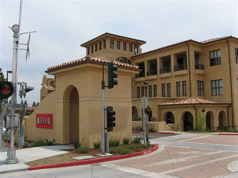 Netflix Corporate Office by Netflix Headquarters The New Netflix Hq Is Located Just