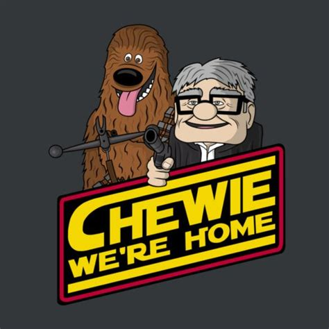 chewie we re home dravens tales from the crypt