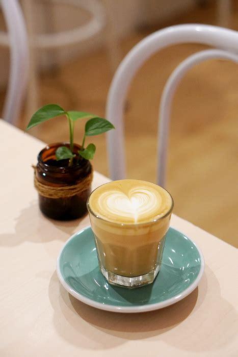 scoop  brew pertemuan sempurna kopi gelato majalah otten coffee