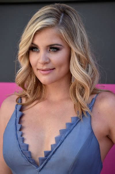 lauren alana hair styles lauren alaina medium wavy cut shoulder length hairstyles