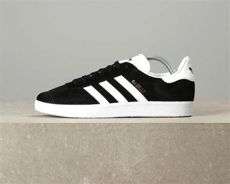 Adidas Gazelle Black White Bnwb buy adidas gazelle white black gt off55 discounted