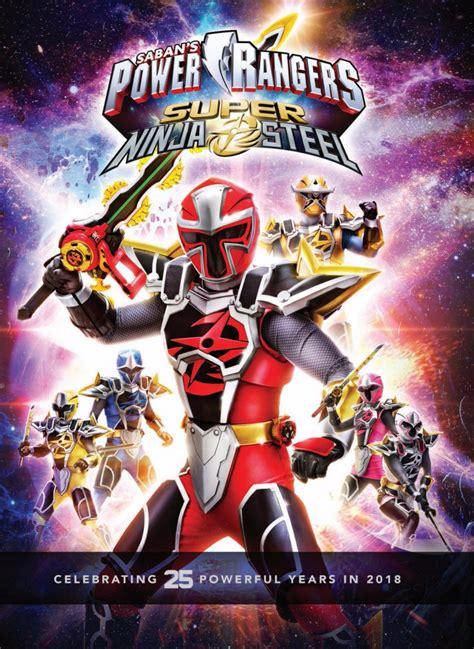 power rangers super ninja steel release date revealed