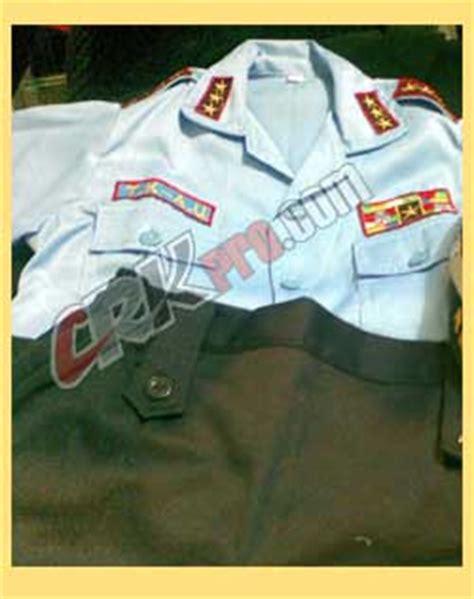 Baju Seragam Polisi Cilik Penjahit Konveksi Pakaian Seragam Baju Karakter Kostum