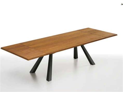 tavoli rettangolari allungabili in legno tavolo zoncolan rettangolari rettangolari allungabili legno