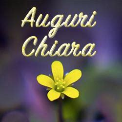 immagini di fiori con nome onomastico chiara frasi di auguri immagini e significato