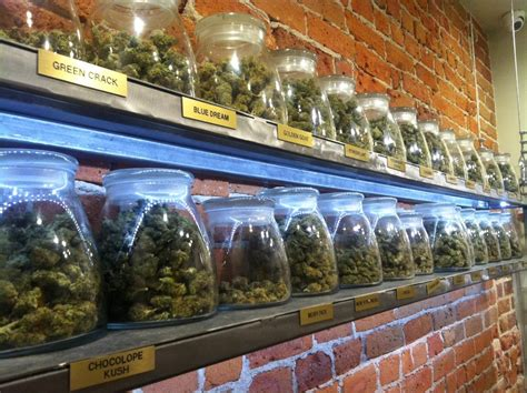 Exposed Concrete Walls by Photos See All 54 Recreational Marijuana Shops Denver Has