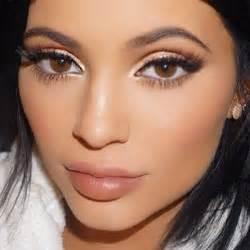 jenner eye color jenner makeup black eyeshadow bronze eyeshadow