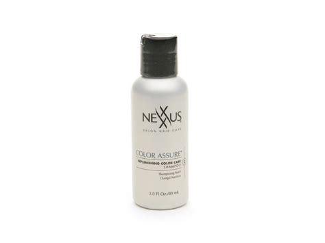 nexxus color assure reviews nexxus color assure replenishing color care shoo 3 fl