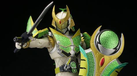 068rhs Kamen Rider Zangetsu 1 s h figuarts kamen rider zangetsu melon arms detail