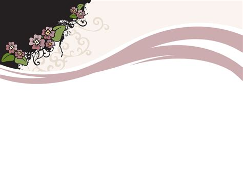 pink ppt background