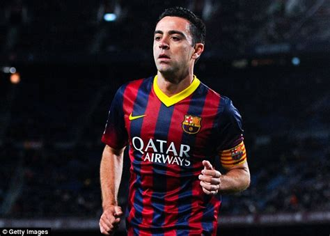 Tempelan Kulkas Barcelona Spanyol Import transfer pemain xavi selangkah lagi hijrah ke al sadd
