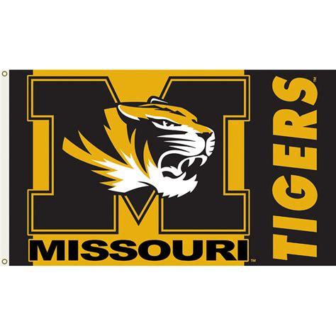 College Rugs Missouri Tigers 3ft X 5ft Team Flag Logo Design
