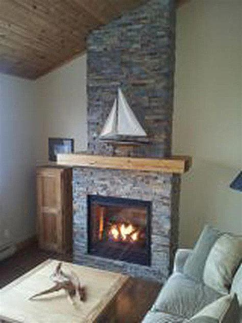 regency propane fireplace with ledgestone efficient wood