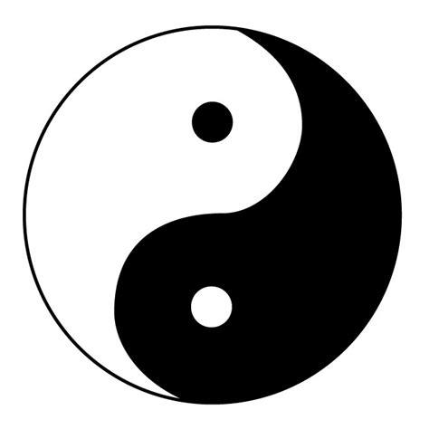 yin  vector symbol   vectorportal