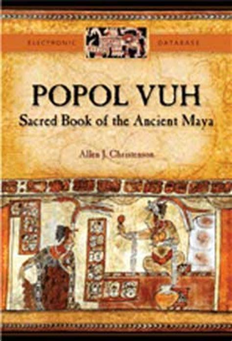 popol vuh archaeologist lies about the popol vuh prophecy