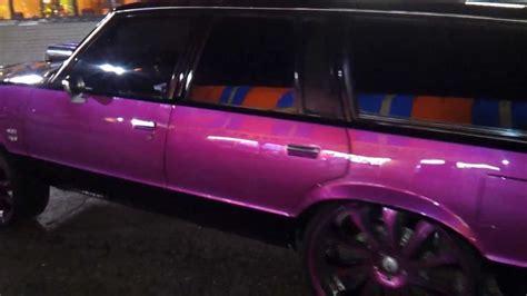 pink and black camaro orlando classics 2012 pink wagon black camaro on