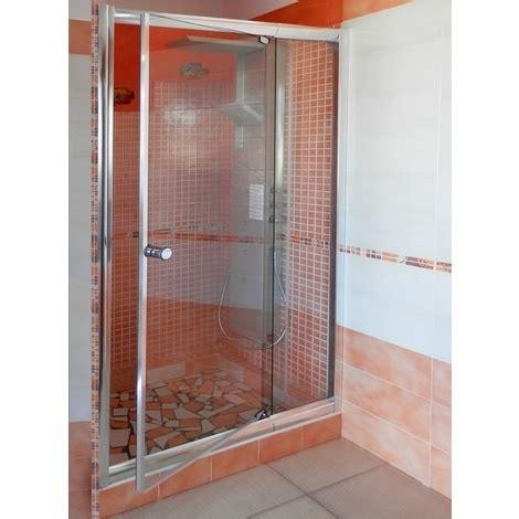 nicchia doccia cristallo box doccia nicchia anta battente 60 70 80 90 100 porta