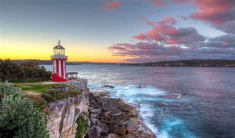 Hornby Lighthouse   Beck Dunn Photography