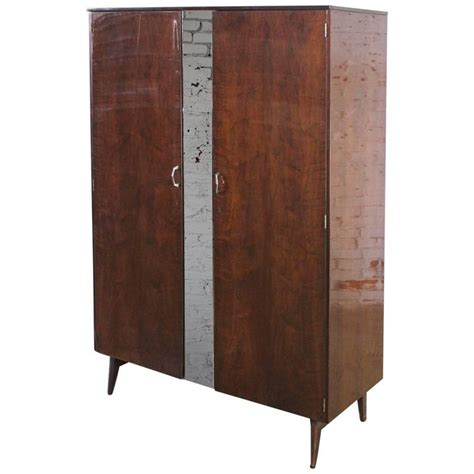 mid century modern tola wardrobe by alphons loebenstein